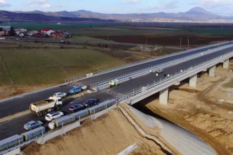 Guvern nou, noi promisiuni. Guvernul Cîțu promite peste 1.000 km de autostrăzi