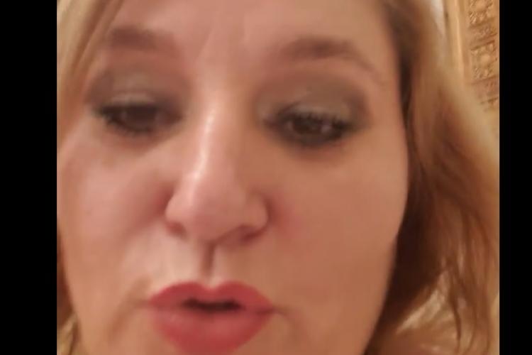 Adeverința Dianei Șoșoacă care îi permite să nu poate mască NU este valabil emisă