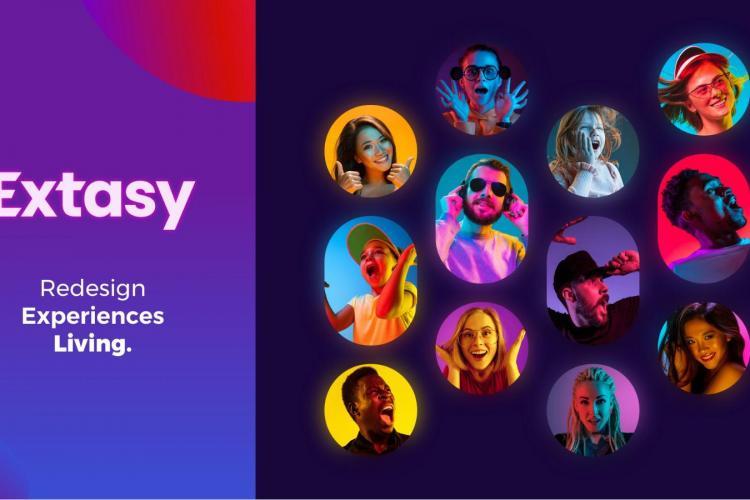 Fondatorul UNTOLD și NEVERSEA lansează un nou concept! EXTASY - prima aplicație din România dedicată experiențelor spectaculoase