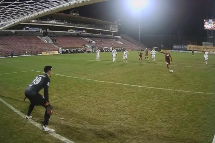 CFR Cluj a învins FCSB, scor 2-0, după un meci superb - REZUMAT VIDEO