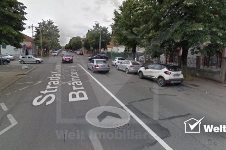 """Arhitecții care au """"copt"""" PUG -ul Clujului au distrus strada Constantin Brâncuși. Peste tot apar blocuri. Cât costă terenul - FOTO"""