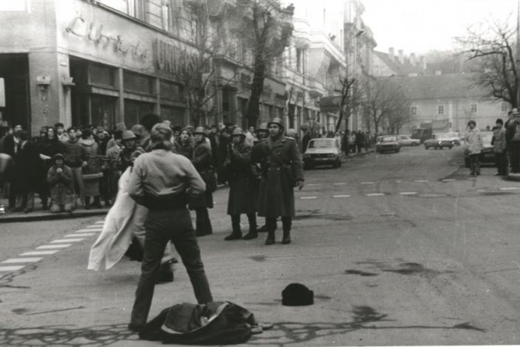 Poem dedicat Revoluției Române din 1989: Poveste de Crăciun