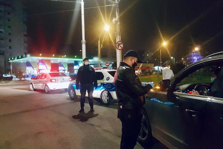Controale de amploare la Cluj-Napoca, pentru a verifica respectarea măsurilor împotriva COVID-19