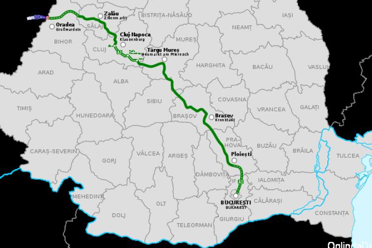 Autostrada Transilvania va ajunge până la Brașov, promite ministrul Dezvoltării