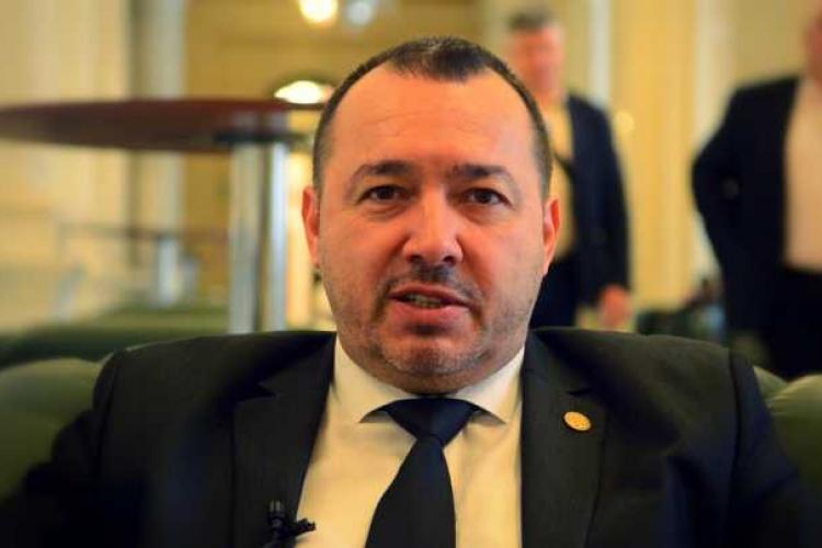 Deputatul Cătălin Rădulescu
