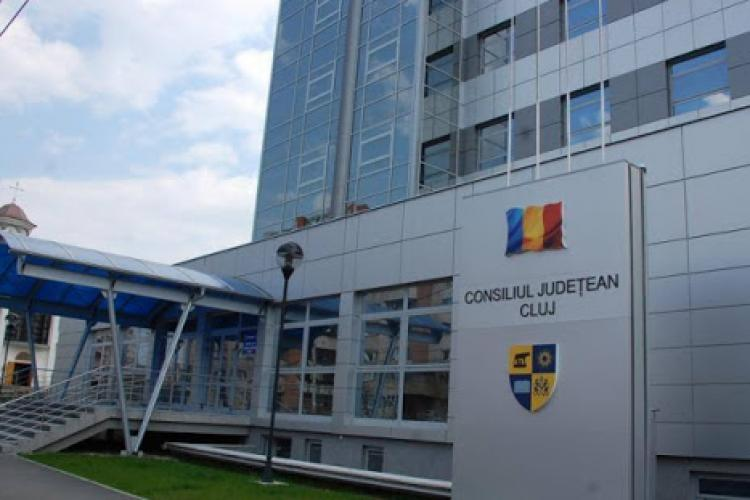 Consiliul Județean Cluj a luat o decizie! Ce se va întâmpla cu salariile angajaților din instituțiile publice județene?