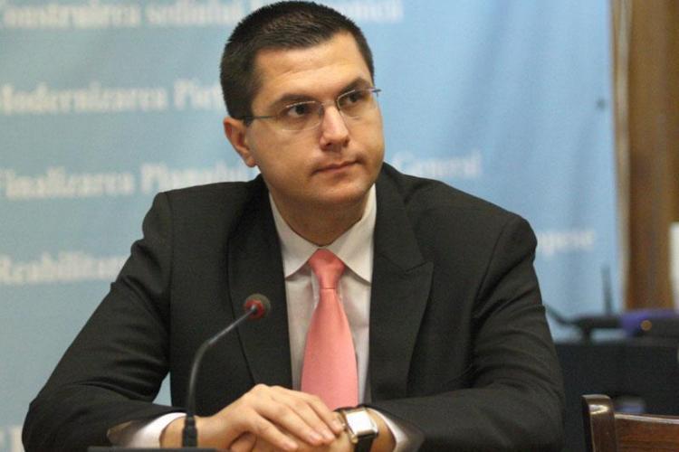 Deputatul Moisin îi cere ministrului Vlad Voiculescu explicații pentru demiterea lui Petru Șușcă, de la Spitalul Județean Cluj