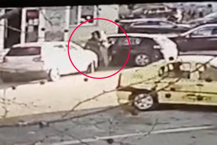 Cluj: Tânără răpită pe stradă în Cluj-Napoca. Au forțat-o să intre în mașină