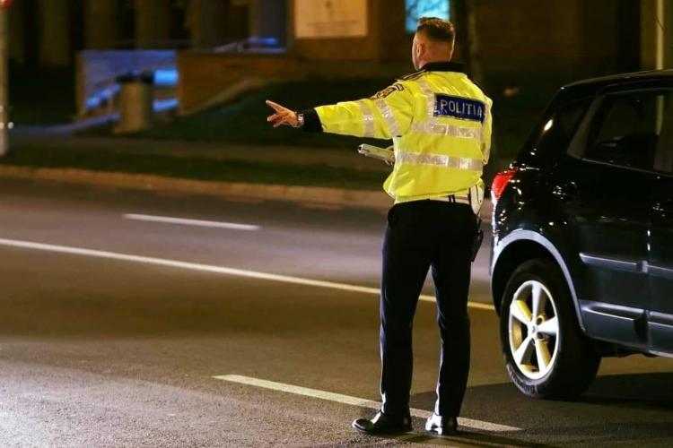 Poliția Cluj: Prezența nejustificată pe străzi în intervalul 23:00 - 5:00 nu este permisă