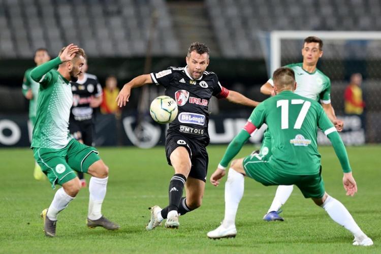 Ce a spus Dorin Goga, după ce s-a retras de la U Cluj. Clubul îi oferă un post în conducere