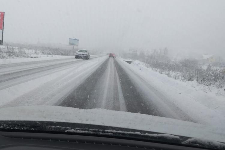 Drumarii susțin că intervin în toată Transilvania. Pe teren lucrurile stau rău - VIDEO