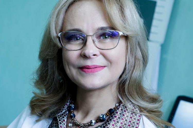 Claudia Gherman, noul director al Spitalului Clinic Județean Cluj