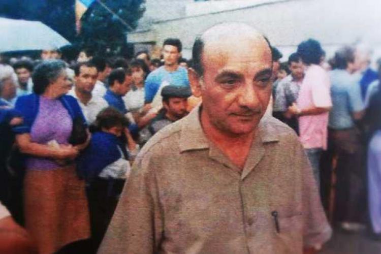 Patronul jocului Caritas, Ioan Stoica, a fost evacuat din locuință