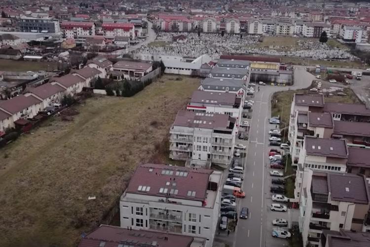 Cât costă cele mai scumpe apartamente din Florești. Sunt la nivel de Cluj-Napoca: Gheorgheni sau Zorilor