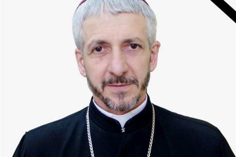 Când au loc funeraliile Episcopului Florentin Crihălmeanu! Credincioșii au acces limitat pentru că este pandemie