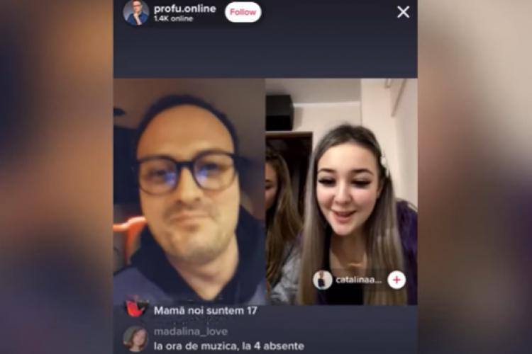 Alexandru Cumpănașu, vizat de Poliție pentru discuțiile de pe TikTok cu copiii din toată țara