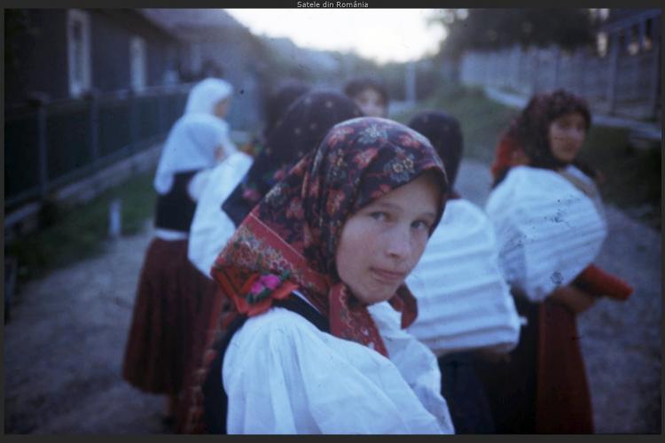Fotografii de arhivă cu Sicul vechi. Încă se mai păstrează anumite tradiții - FOTO