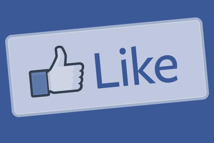 """Facebook renunță la butonul """"Like"""" pentru unele pagini"""