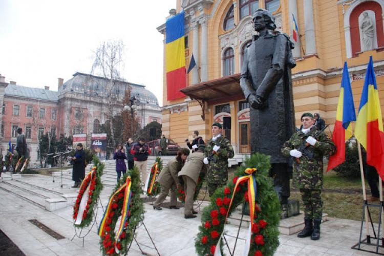 Moment special la Cluj, la ora 18.00, pentru a marca 171 de ani de la nașterea poetului Mihai Eminescu