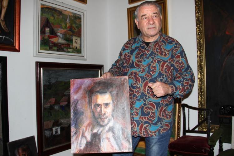 Cluj: Pictorul Viorel Nimigeanu a murit după infectarea cu COVID-19