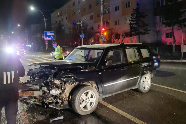 Neatenția costă! Accident Cu o victimă în cartierul Zorilor FOTO