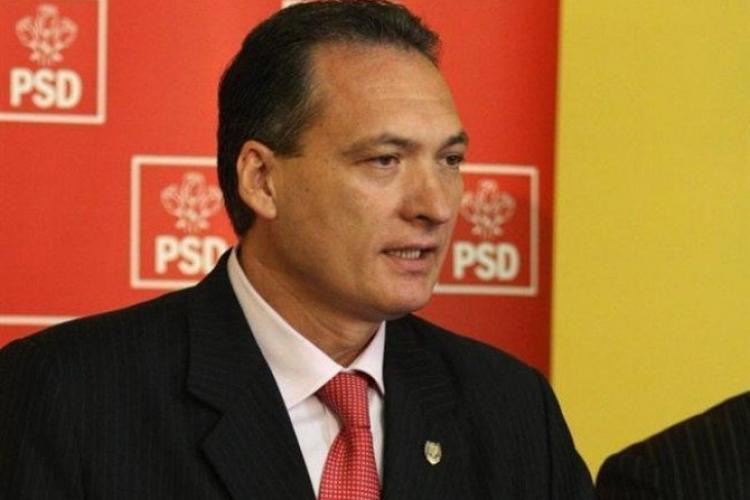 Se cere demisia lui Alexandru Cordoș de la conducerea PSD Cluj