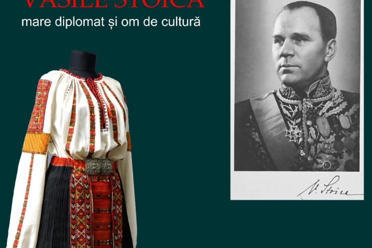 """Cu ocazia Zilei Culturii Naționale, Muzeul Etnografic al Transilvaniei deschide pentru public expoziția """"VASILE STOICA - MARE DIPLOMAT ȘI OM DE CULTURĂ"""""""