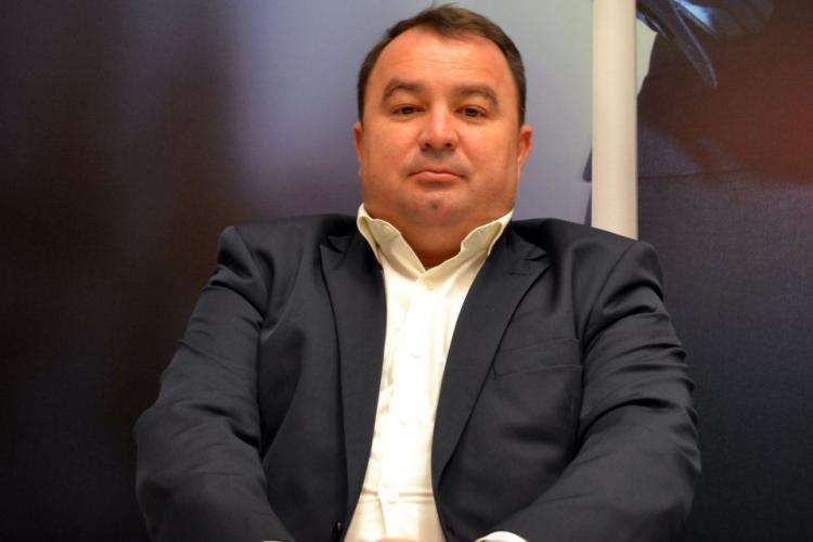Petru Șușcă, demis de la șefia Spitalului Clinic Județean Cluj