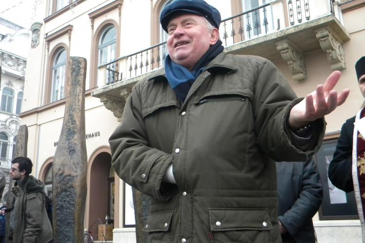 Aurel Coltor a murit. Revoluționarul s-a stins la 83 de ani