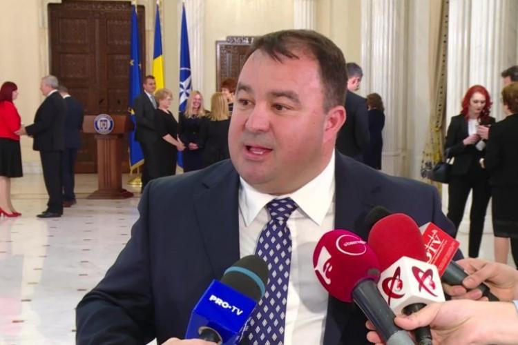 Petru Șușcă își prezintă realizările, după ce a fost demis de ministrul Vlad Voiculescu