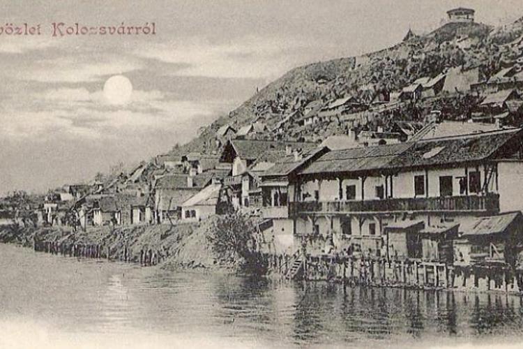 Cetățuia Cluj din 1890 până în 1965 - de la oamenii grotelor, la demolări și civilizație - VIDEO