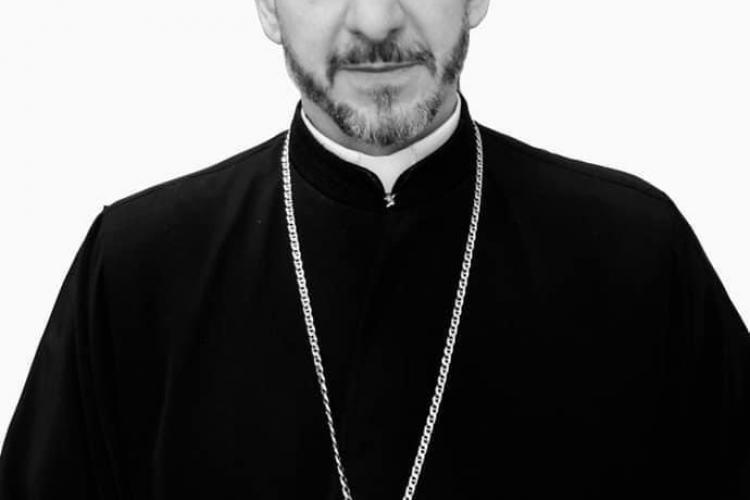 A murit episcopul Florentin Crihălmeanu, infectat cu Covid-19