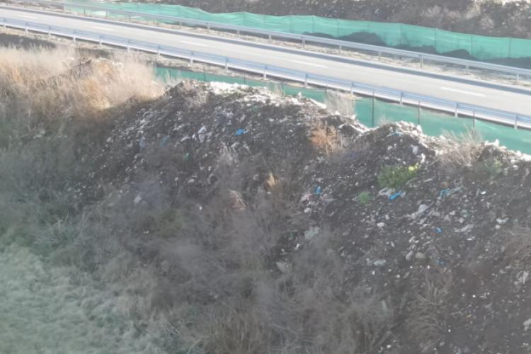 CNAIR despre autostrada Sebeș-Turda, care trece printr-o fostă groapă de gunoi: Vom ecologiza