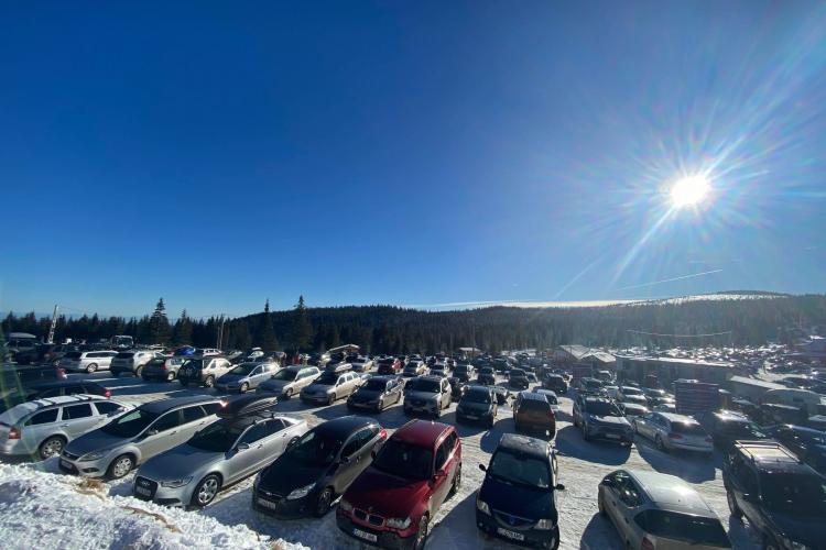 Iancu Șerbănescu, administratorul Buscat: Avem 850 de locuri de parcare / Ce spune despre parcările de pe marginea drumului