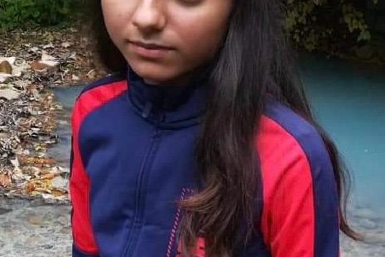 UPDATE: A fost găsită / Fetiță de 11 ani dispărută de la Cluj-Napoca. Ați văzut-o? FOTO