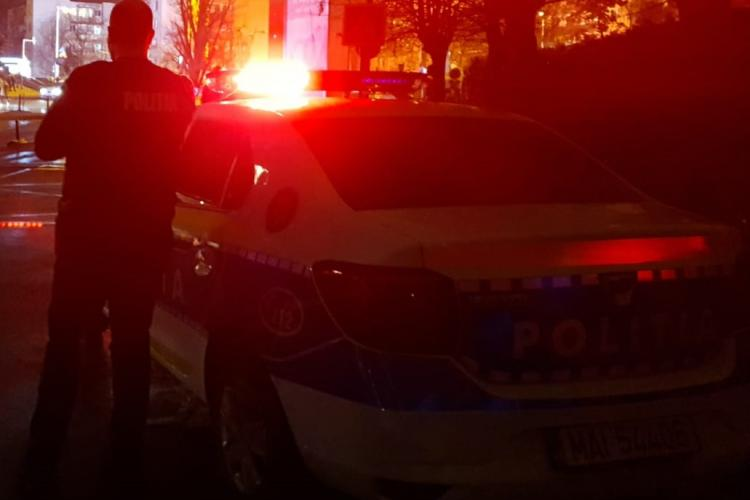 """Petrecere """"uriașă"""" destrămată de polițiștii din Cluj"""