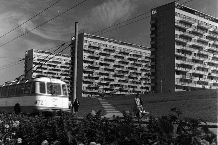 """Frumosul cartier Gheorgheni: """"Bizușele văzute de pe strada Unirii..."""""""