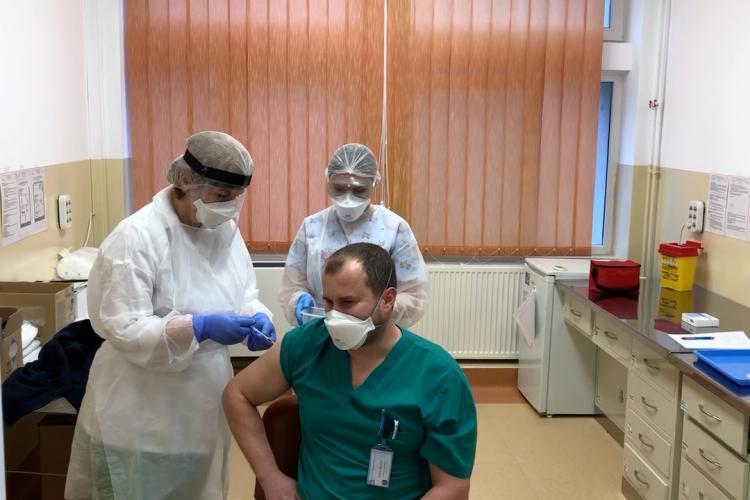 România este pe primul loc în UE la dozele de vaccin făcute în ultimele 7 zile, raportat la populație