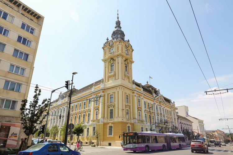 Salariile în Primăria Cluj-Napoca au fost plafonate pe 2021