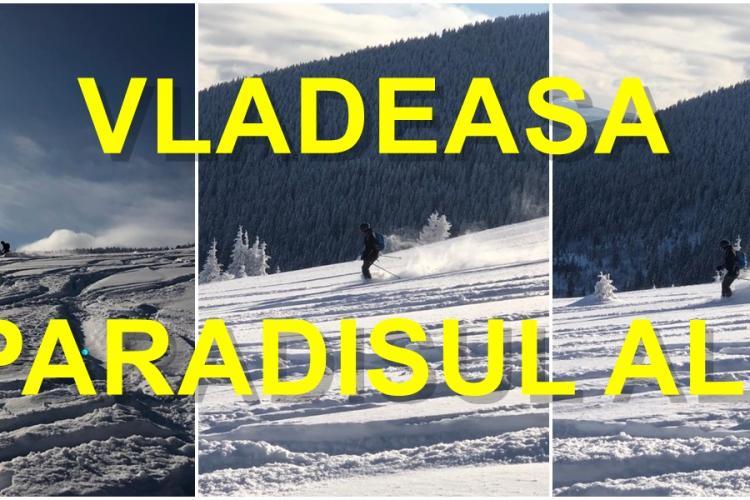 """Vlădeasa e """"Austria Clujului""""! Aventura eșuată de a cuceri Vârful Vlădeasa - FOTO"""