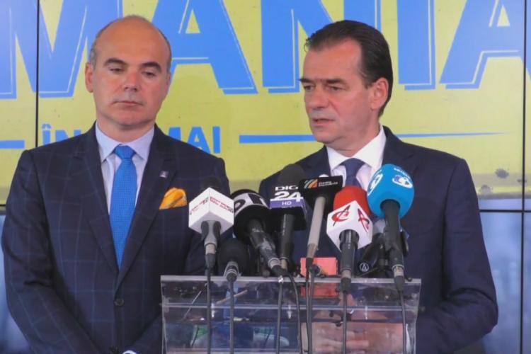 """Alin Tișe vrea demisia lui Ludovic Orban, dar îl atacă pe Rareș Bogdan: Nu e destul să vină altul cu """"costume mai frumoase"""""""
