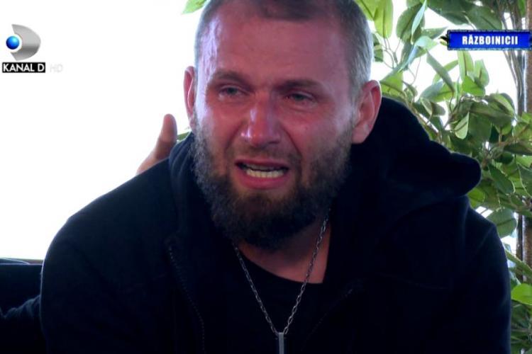 Lacrimi vărsate de clujeanul Alin Sălăjean, la Survivor România - FOTO