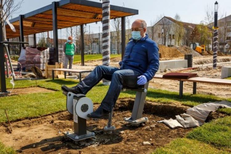 Boc: Lumea vrea să vină la Cluj, pentru că suntem serioși. Facem parcuri și nu blocuri!