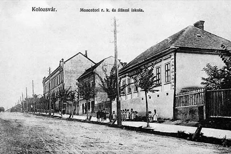 Povestea școlii de pe Calea Mănăștur, deschisă în 1903. Acum nu mai e nevoie de ea - FOTO