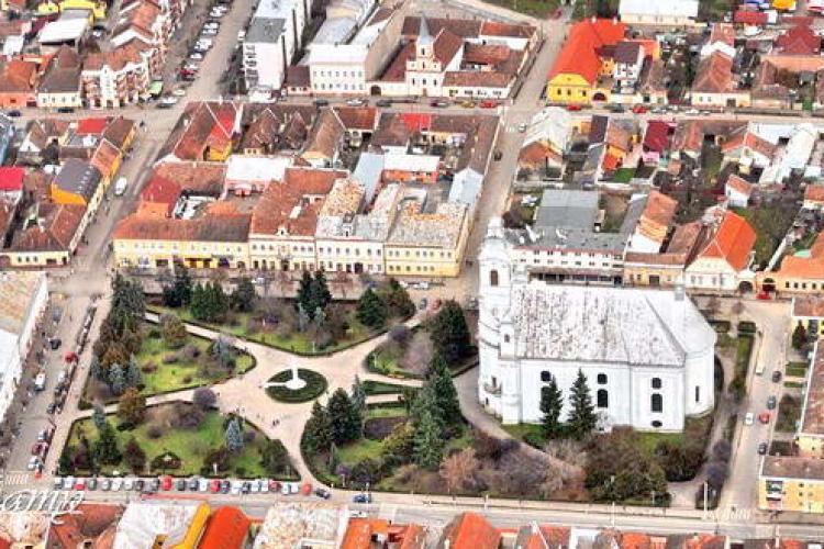 Gherla ar putea fi o propunere pentru titlul de Capitală Europeană a Culturii: Aș vrea ca Gherla să aibă această șansă