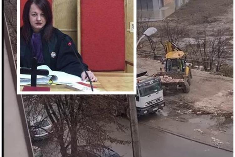 Judecătoarea Adina Lupea: Boc a castigat! Războiul garajelor s-a terminat înainte de a începe