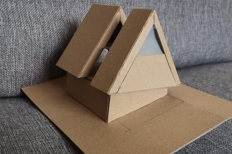 Casele în formă de A sunt în vogă! Au nevoie de autorizație de construcție sau nu?
