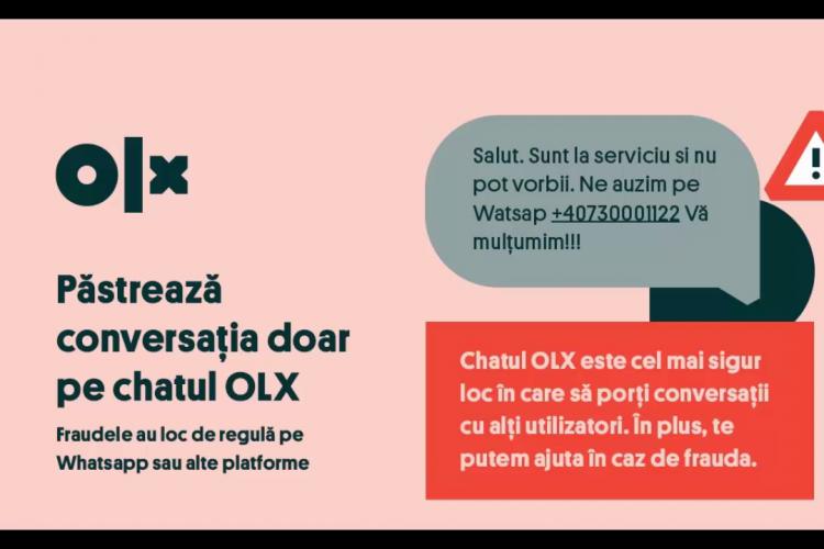 Cluj: Sfaturi pertinente pentru a nu cădea în plasa țeparilor din online - VIDEO