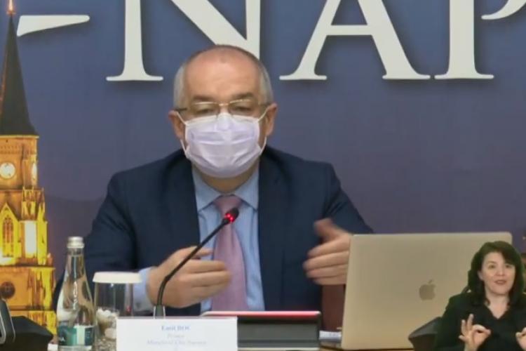 Boc șterge pe jos cu consilierul PSD Vladimir Mătușan, care a încercat să îl pună în dificultate
