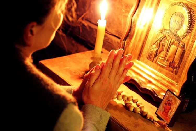 Rugăciune la începutul lucrului